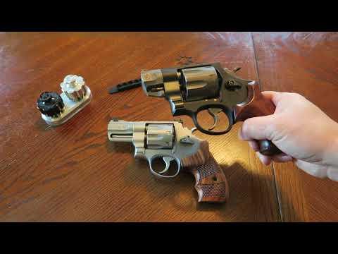 Revolvers:  Bloodwork & Pug Nose