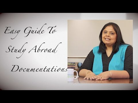 Study Abroad - Documentation
