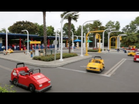 Driving School (HD) - Legoland California