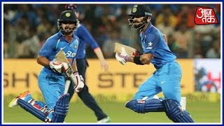 Virat Kohli And Kedar Jadhav Lead Stunning Chase In India Vs England Match