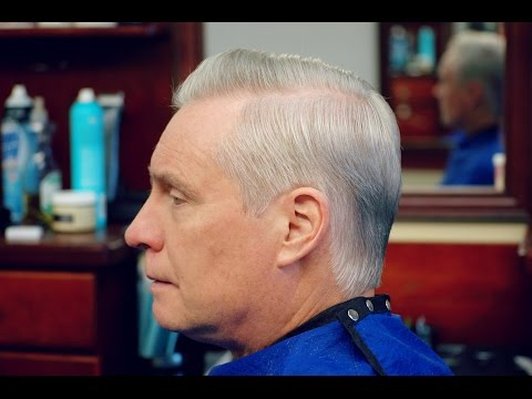 Barber Tutorial: Classic, Professional, Gentlemen's Haircut 2017