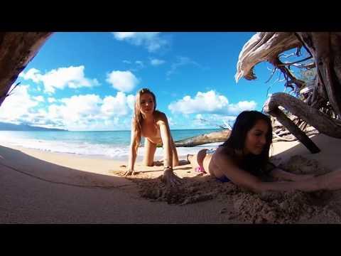 Xxx Mp4 Maddy Morgan Livestream On The Beach In 360 VR 3gp Sex
