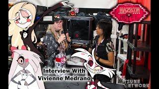 Interview with Hazbin Hotel Creator - Vivienne Medrano (Vivziepop) - Anime Expo 2019