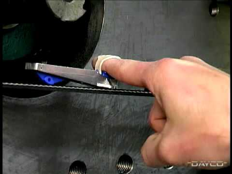 How to Test Belt Tension with a Krikit Gauge Video - Pep Boys