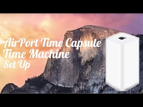 How to Set Up Apple Time Capsule. Easy and Simple Instructions. Part 1