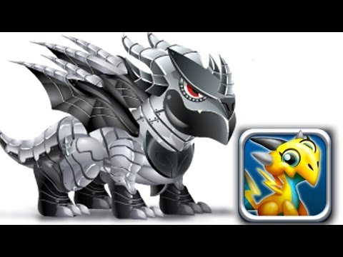 How to Get Double Metal Dragon 100% Real! Dragon City Mobile!