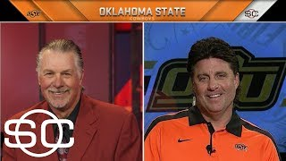 Mullet brothers Mike Gundy and Barry Melrose talk hair   SportsCenter   ESPN