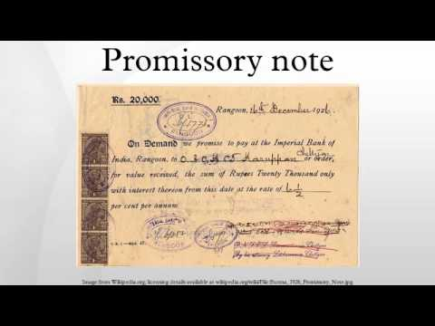 How To Make A Promissory Note For Tuition Fee How To Repair – Student Promissory Note Sample