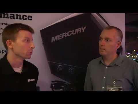 Mercury unveils 3.4L V6 175-225hp four-stroke outboards
