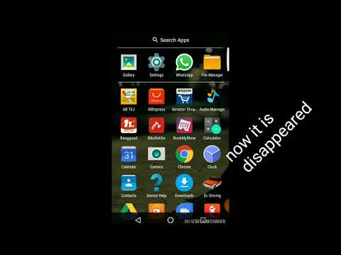 How to remove Google now on home screen left swipe 100% working