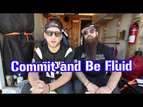 How To Christ or Motorcycle Surf StuntBums Dusty Diesel and Chris Tice