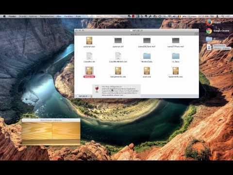 Installer Watchtower Library 2013 sur Mac