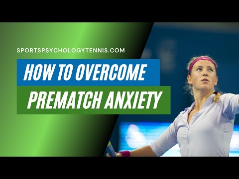 How to Overcome Performance Anxiety in Tennis