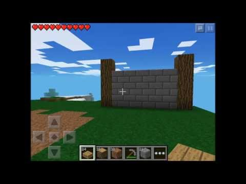 Minecraft PE Survival: Ep. 2 - Tiki Bar