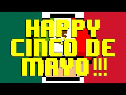 Mexican Hat Dance! (Jarabe Tapatío) [8 Bit Tribute to Mexico] - 8 Bit Universe
