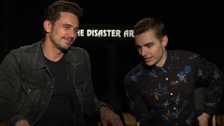 Five Minutes With: James and Dave Franco on