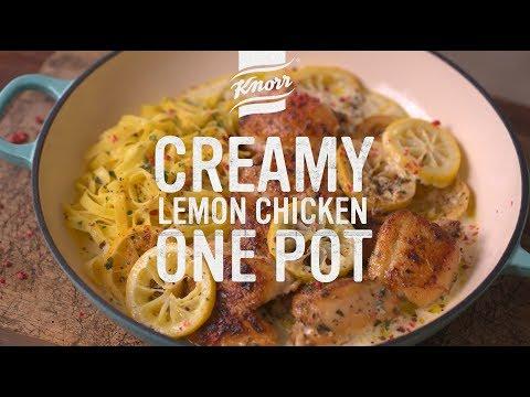 Lemon Chicken One Pot