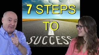 7 Steps to Manifesting Success with Top Business Executive Mike Amato