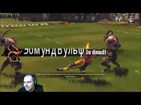 Bloodbowl 2 - Chaos vs high TV Humans!