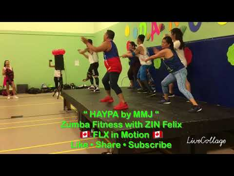 HAYPA by MMJ | Zumba Fitness with ZIN Felix | FLX in Motion
