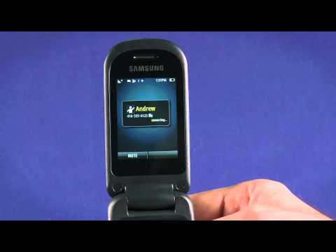 Changing the ringtone and placing a call with the m360