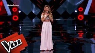 ¡Yuli Flores conquistó con su talento a Christian Nodal!   Programa 1   La Voz México