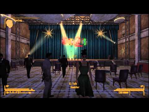 Fallout New Vegas The Strip Talent Pool and Classic Inspiration part 1 of 3 Accepting and Hadrian