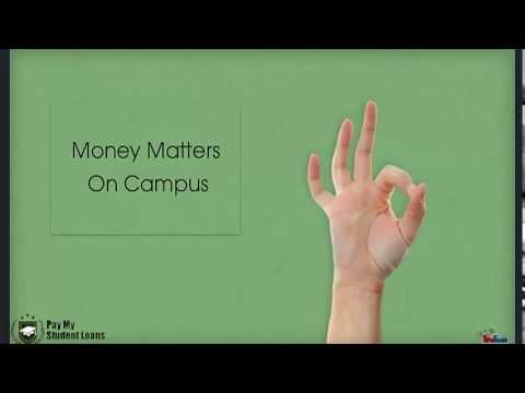 How college students handle money