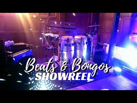 Beats & Bongos // DJ and Percussion For Hire In Warble Entertainment