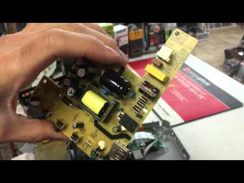 How To Bypass fuse Or Fix Blu-Ray Dvd Player No Power