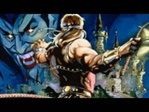Colin and Jeremy Play Castlevania on NES!