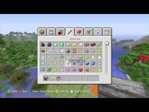 Minecraft Xbox 360: TU56 New Update: Short Analysis: VERY SHORT!