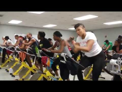 Hip Hop Spin Class with KTX