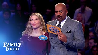 MUST-SEE! Anne's INCREDIBLE Fast Money! | Family Feud
