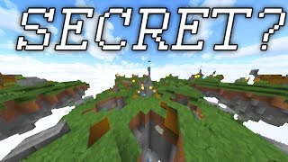 A Super Secret Minecraft Video...