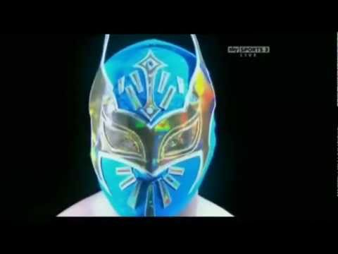 WWE Sin Cara in Money in the bank