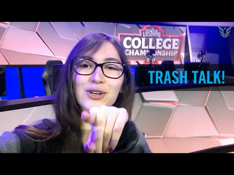 RMU and Maryville exchange trash talk at the League of Legends College Championship