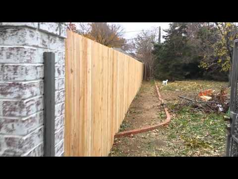 Tulsa-Privacy-Fences-Steel-Metal-Frame-Gate