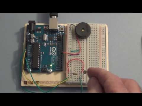 Arduino Uno Tutorial Making Noise