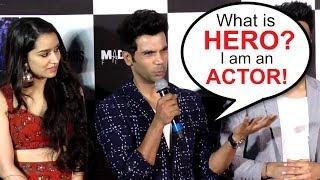Rajkummar Rao Gets ANGRY On Being Called