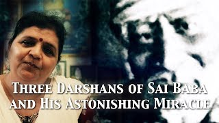 Masterjee on Sai Baba's Miracles and His life with Aai
