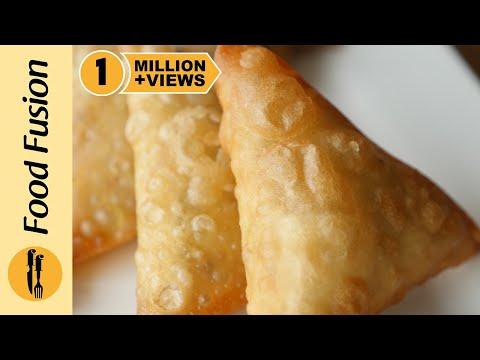 Chicken Samosas Recipe By Food Fusion