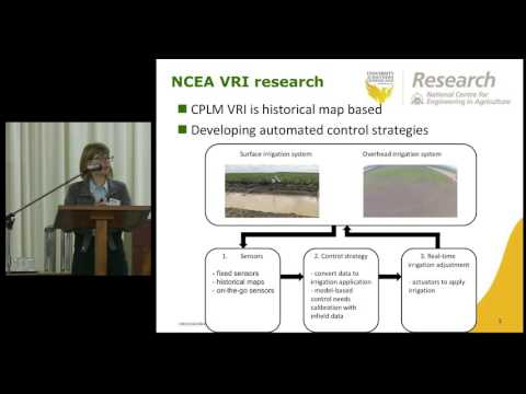 Alison McCarthy   Autonomous Systems   2017 Water for Profit State-Wide Event