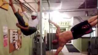 Vin Diesel and Tony Jaa F7 Combat Training