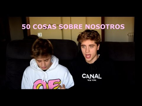 50 THINGS ABOUT MARTINEZ TWINS