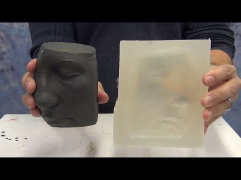 Creating A Core For Silicone Prosthetics With TC-1630 Casting Resin