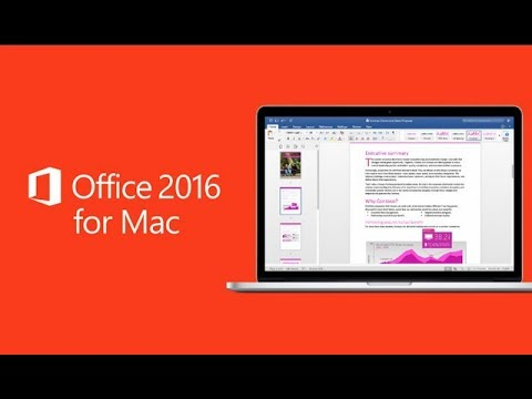 Free Download Microsoft Office 2016 v16.11.0 Full Version For Mac