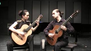 """Duo Sempre - J.p.rameau, """"le Rappel Des Oiseaux"""""""