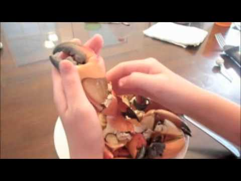 Stone Crab - Cracking Claws by AnnahBelle