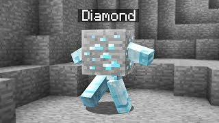 WHAT IF ORES CAME TO LIFE IN MINECRAFT?